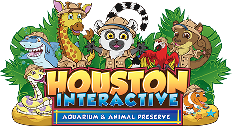 Houston Aquarium & Animal Adventure Logo